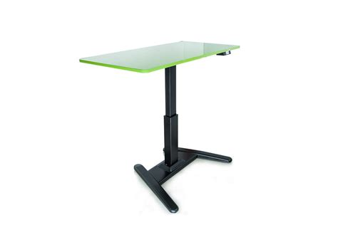 Height Adjustable Desk India by Adjustable Height Electric Desk Display Stands India