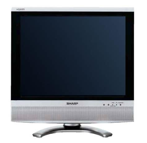 Tv Sharp Mini sharp aquos lc 20s4u s 20 039 039 lcd television ebay
