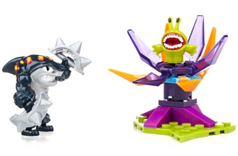 Kaos World Of Lego 24 mega bloks skylanders terrafin pack 95429