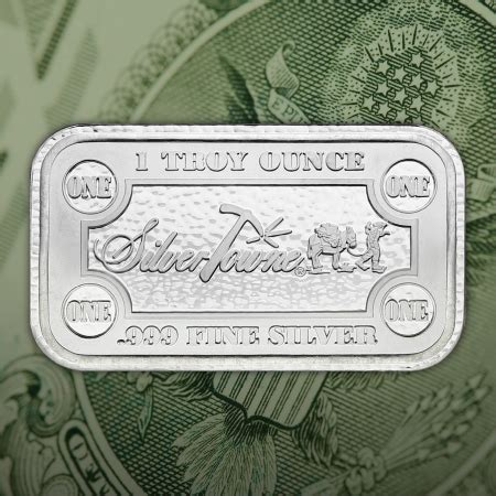1 Troy Ounce Silver Bar - buy 1 oz silver bars 1 troy ounce silver bars for sale