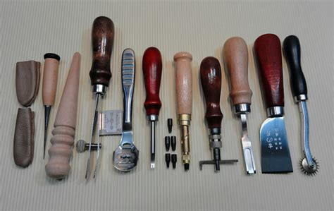 leather craft tool leather craft tool leather sewing set 11 tools 5