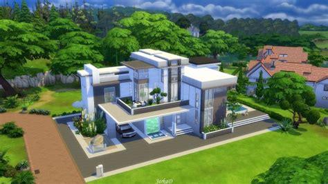 Make Home Decor by Jarkad Sims 4 Villa Josette Sims 4 Downloads