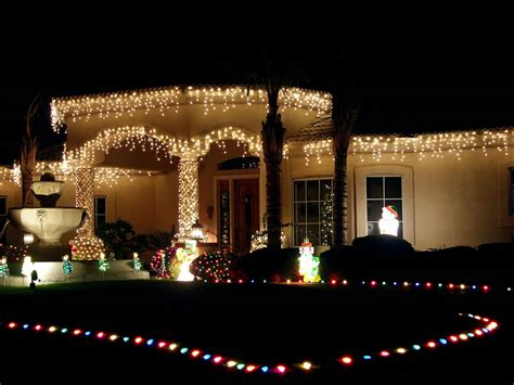 ground christmas lights light stakes simple tools for creating the most impressive light displays