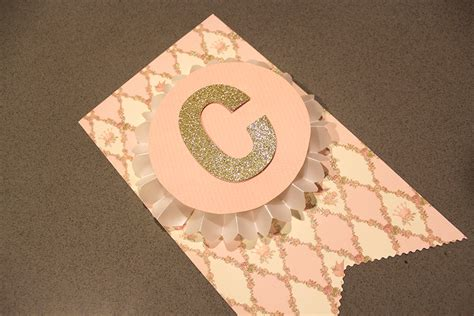 Make A Baby Shower Banner by Make This Pretty Diy Banner It S Much Easier Than
