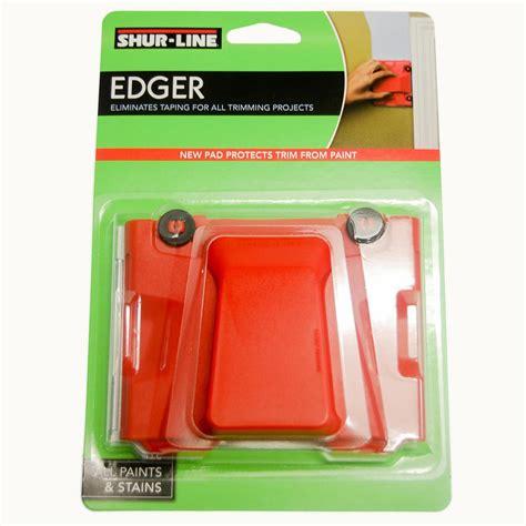 shur line 4 75 in x 3 75 in paint edger classic design