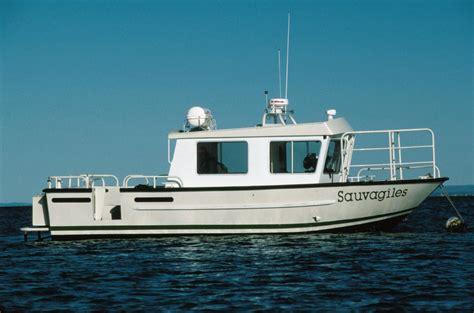 bateaux la societe duvetnor ltee