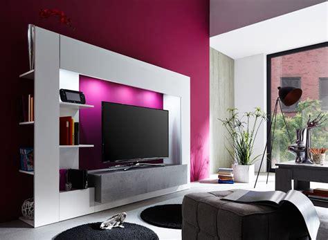 soggiorno moderno bianco parete porta tv mobile soggiorno moderno bianco con led