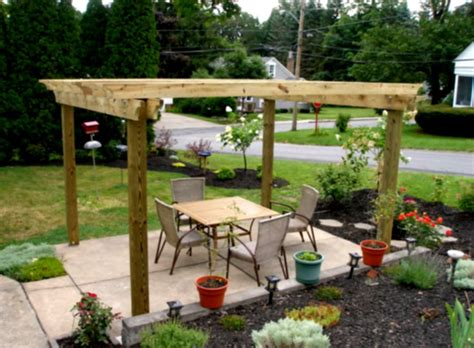 Cheap Backyard Makeover Ideas Patio Designs On A Budget Patio On A Budget Landscaping On A Budget Simple Landscaping Ideas