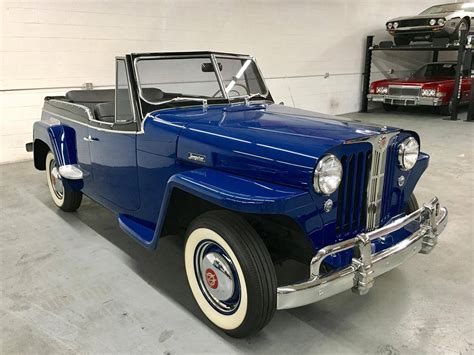 willys jeepster for sale 1949 willys jeepster for sale 1881114 hemmings motor