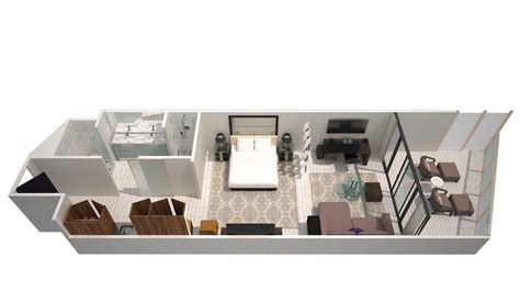 Wonderful Studios by Miami Hotel Suites W South
