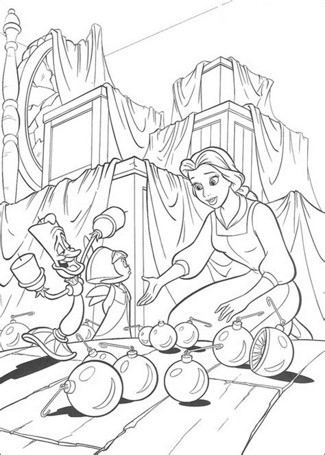 10 free and printable disney princess halloween coloring