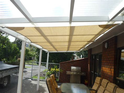 sail awnings for decks residential john hewinson canvas whangarei