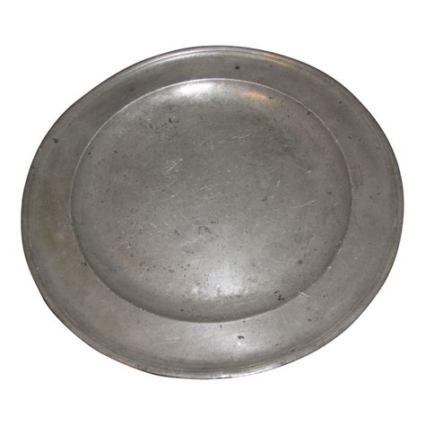 pewter charger wonderful circa 1725 pewter charger watts from