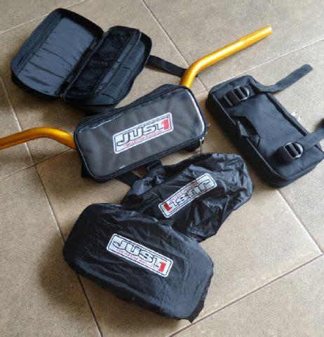Pelindung Stang Trail jual tas stang untuk semua mtr trail merk just cover bag