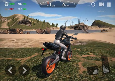 ultimate motorcycle simulator  android apk