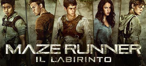 film completo maze runner ita all anteprima di maze runner il labirinto con team world