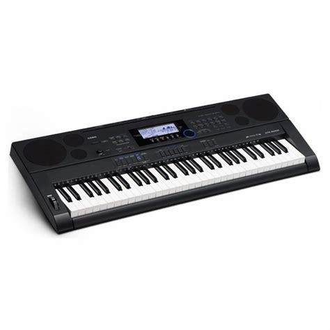 disc casio ctk 6000 portable keyboard at gear4music