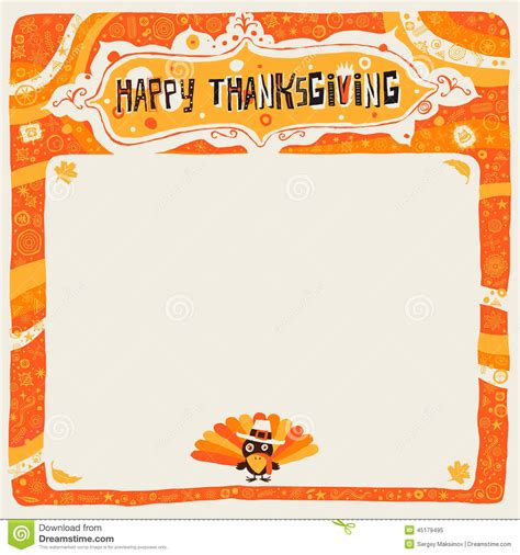 templates for thanksgiving thanksgiving postcard templates happy easter