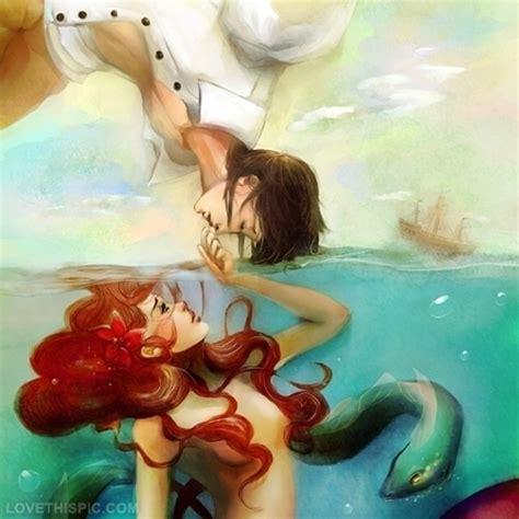 ariel painting mermaid quotes quotesgram
