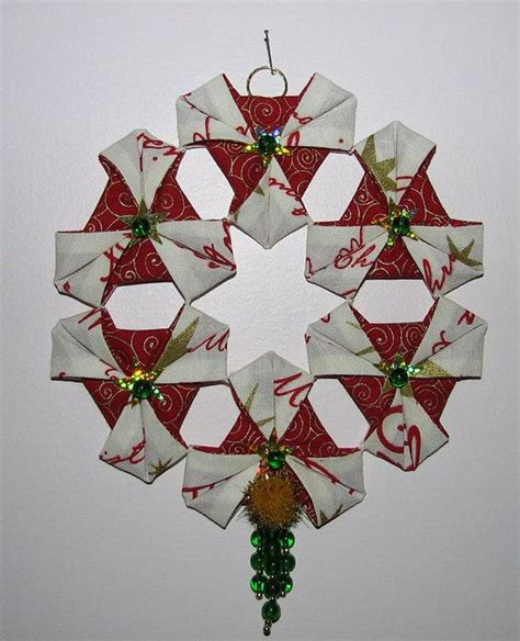 patterns for fabric christmas tree decorations 17 best ideas about christmas origami on pinterest diy