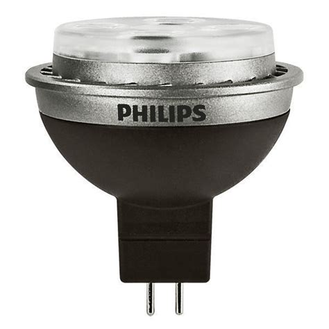 10w led mr16 3000k flood philips enduraled