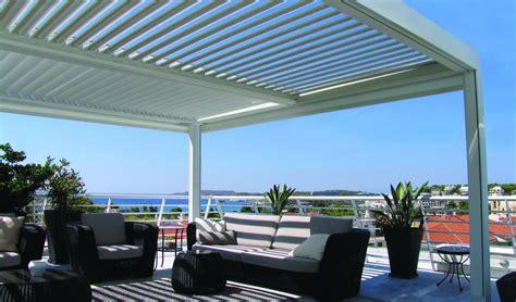 louvered roof pergola louvered roof realisation pergola brustor