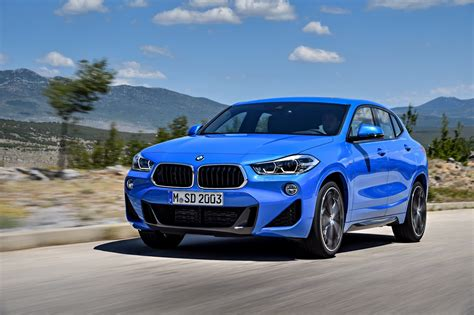 2019 Bmw X2 by Bmw X2 And 2019 I8 Coupe Will Officially Debut In Detroit