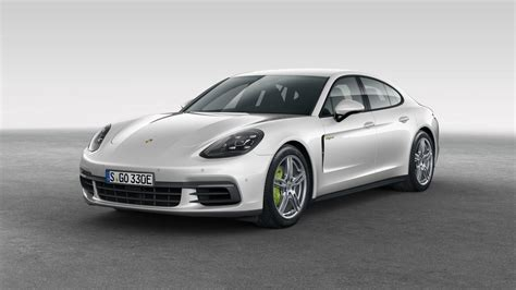 Official 2017 Porsche Panamera 4 E Hybrid Gtspirit