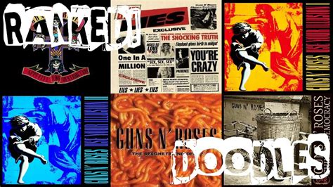 download mp3 full album guns n roses ranked guns n roses albums from worst to best youtube