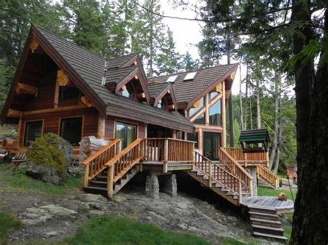 Big Friendly Cabins by Lakeside Log Cabin In The Woods Beautiful Pic
