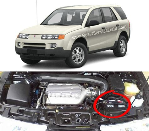 saturn vue change how to change the battery on saturn vue year 2002 2007