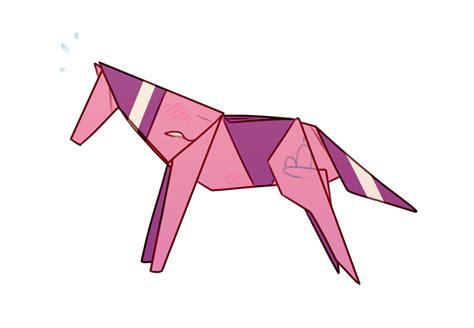 Transparent Origami Paper - 1353978 artist secretgoombaman12345 tiara