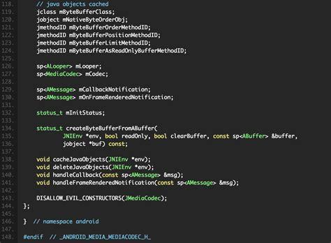 android mediacodec android multimedia框架总结 二十一 mediacodec中创建到start过程 到jni部分 android开发社区 ctolib码库