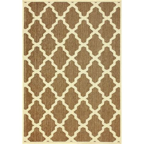 nuloom outdoor rugs nuloom moroccan trellis taupe 9 ft x 12 ft outdoor area rug owdn06a 9012 the home depot