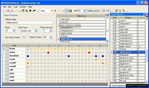 drum pattern software free rhythm rascal 3 2 free download