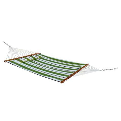Green Hammock Smart Garden Santorini 13 Ft Premium Cotton Reversible