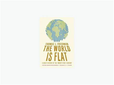 The World Is Flat Oleh Friedman the world is flat l friedman gloucester ottawa