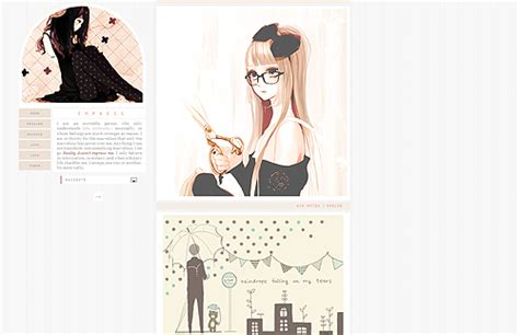 themes tumblr anime g y a p o