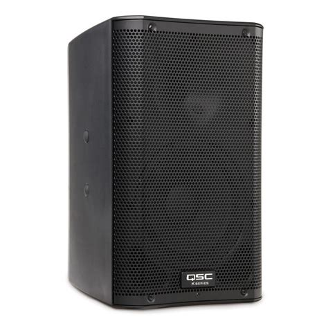 Speaker Qsc K12 qsc k12 active pa speakers with stands at gear4music