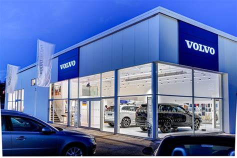 barnetts volvo dundee dealership galleries