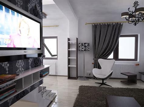 Wohnzimmer Einrichten Weiß by Wohnzimmer Rot Schwarz Wei 223