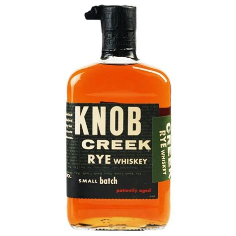 The Knob Creek by Knob Creek Rye Whiskey 750 For Only 35 99 In