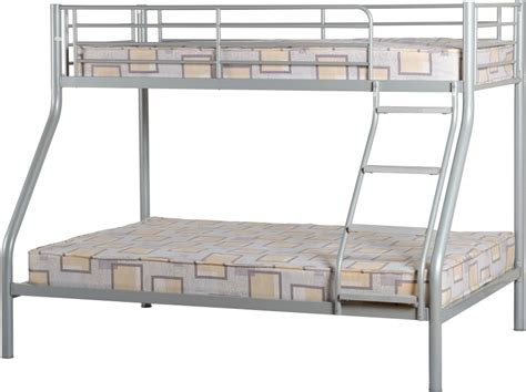 triple sleeper bunk beds monaco triple sleeper pennywise