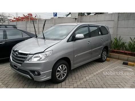 Toyota 1 5 Na 2015 by Jual Mobil Toyota Kijang Innova 2015 2 5 Diesel Na 2 5 Di