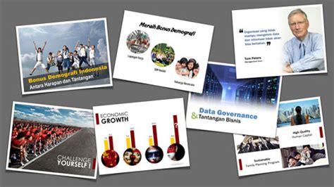 jenis layout slide presentasi training presentasi terbaik indonesia presentasi memukau