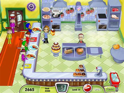 Kitchen Dash by Cooking Dash Gamehouse