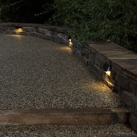 Retaining Wall Lights by Wall Lights Design Decor Retaining Wall Lighting