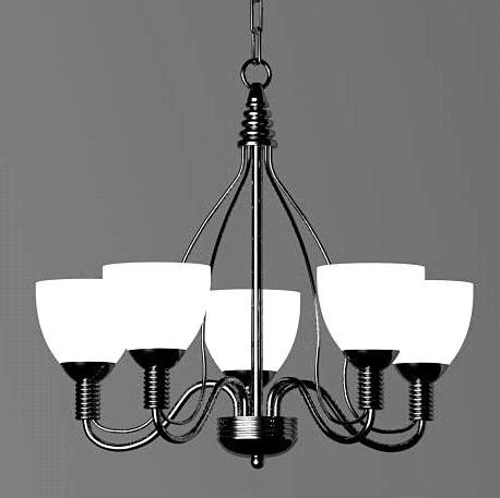Simple Style Modern Iron Glass Chandelier purchasing, souring agent ECVV.com purchasing
