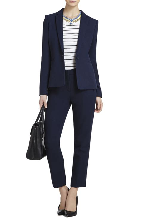 Navy Womens Dress Jacket