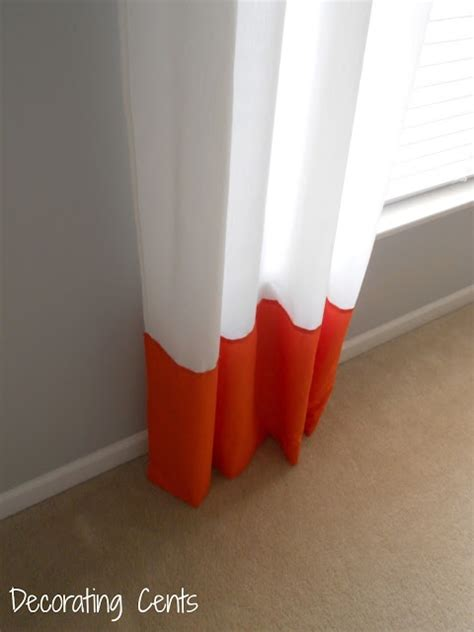 diy color block curtains 25 best ideas about color block curtains on pinterest